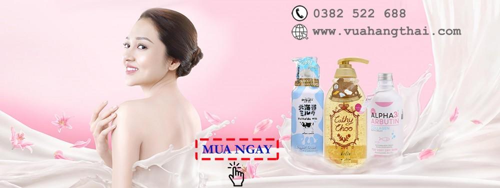 Sữa Tắm Thái Lan