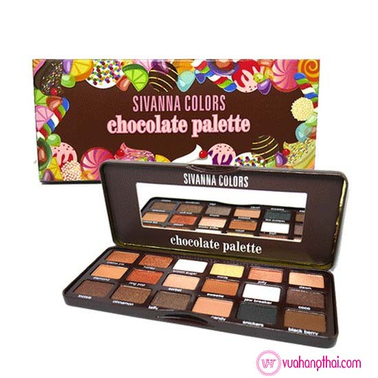 bang-phan-mat-18-o-sivanna-colors-chocolate-palette 3