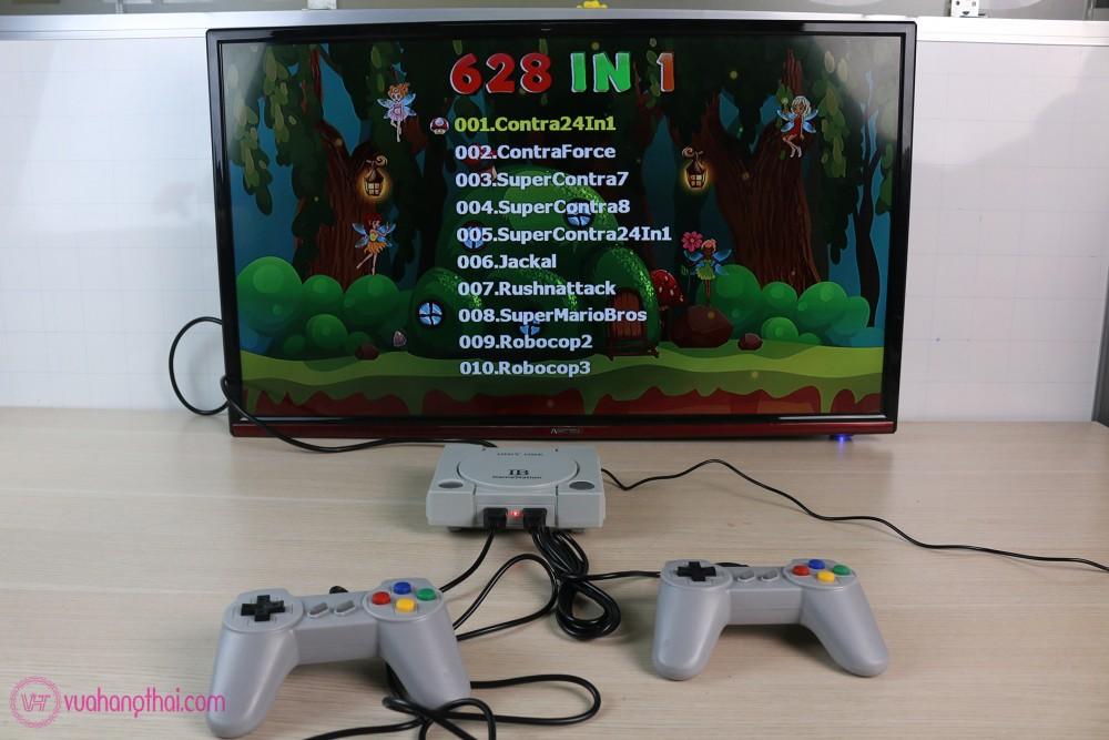 máy chơi game 4 nút RS70 HDMI