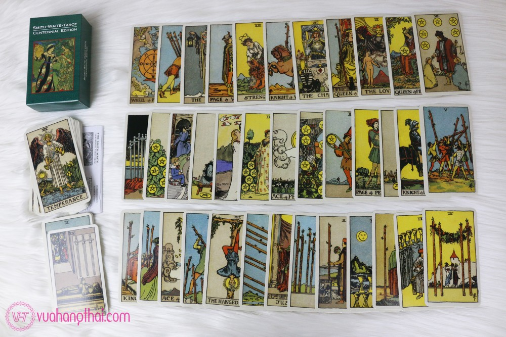 Centrennial Smith Waite Tarot 2