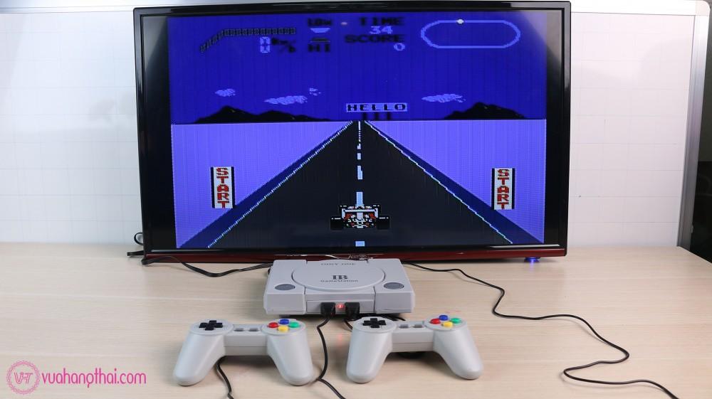 game 4 nút đua xe F1
