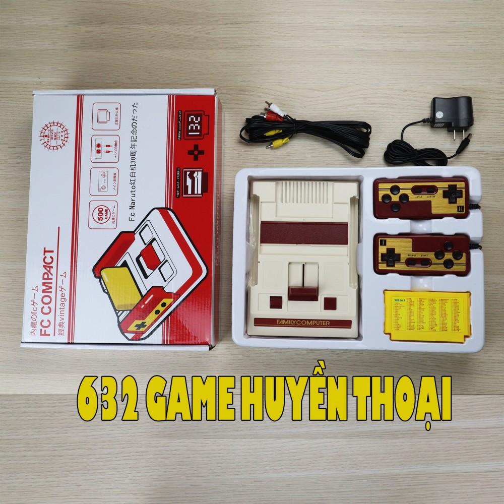 máy chơi game 4 nút Fc Compact