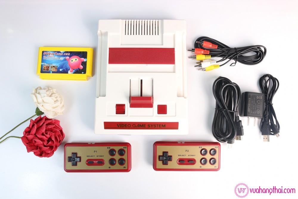 máy chơi game 4 nút HDMI không dây