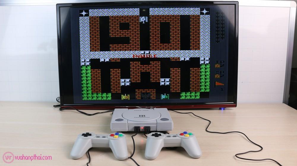Máy Chơi Game 4 Nút 600 Game