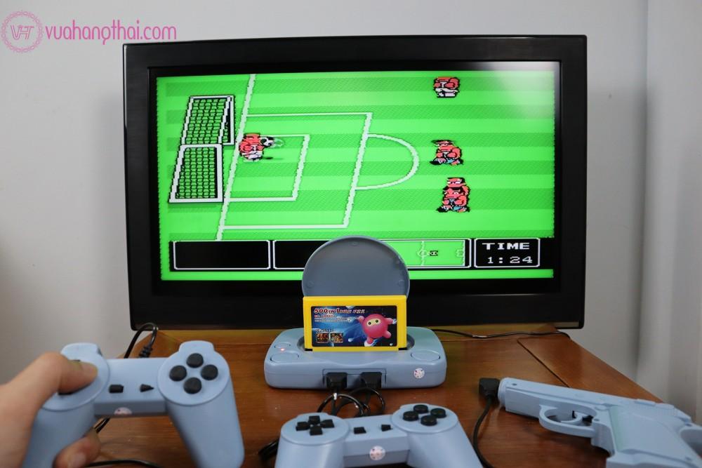Máy Chơi Game 4 Nút Soccer