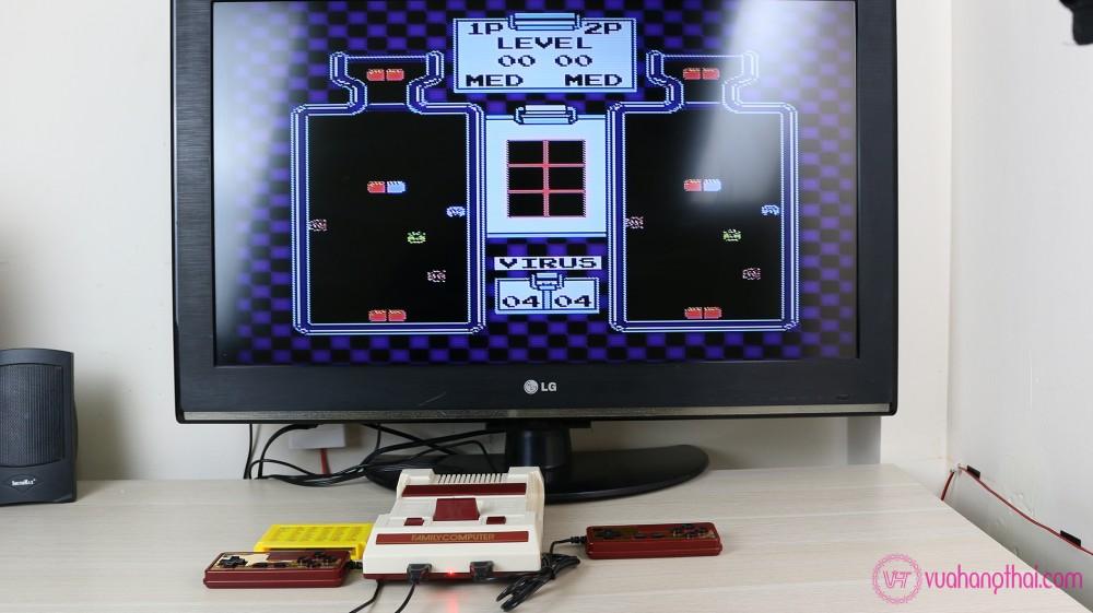 Máy Chơi Game Fc Compact 4 Nút