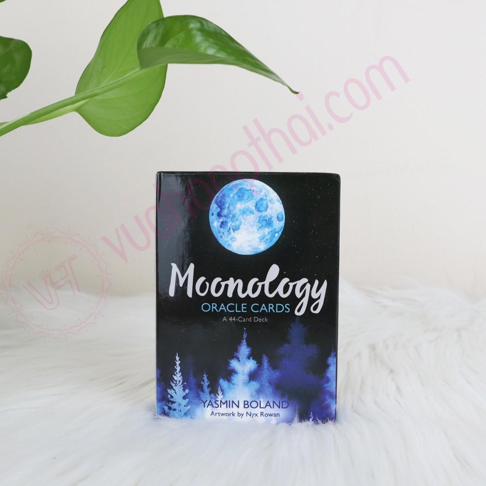 Moonology Oracle Tarot