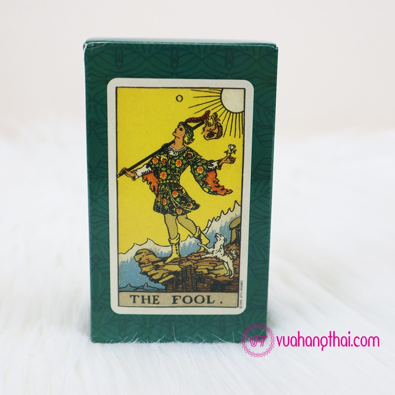 Smith Waite Tarot 2