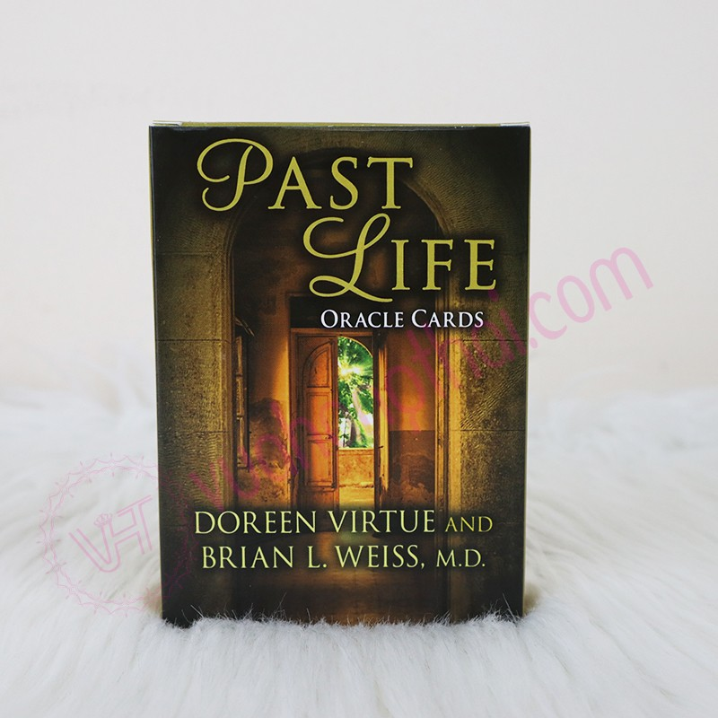 Past Life Oracle Card
